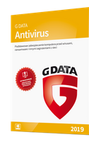 G DATA Antivirus 2 PC / 1 rok