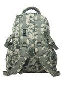Dwukomorowy plecak szkolny St.Right 30 L, Military Moro BP36 zdjęcie 4