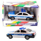 POLICJA Auto Radiowóz DŹWIĘK ŚWIATŁO NAPĘD Osobowe SFERA