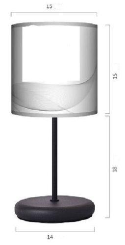 Lis Lisek motyw Lampa stołowa lampka nocna dla dziecka na Arena.pl
