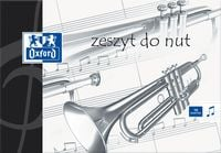 ZESZYT OXFORD DO NUT A5 16K