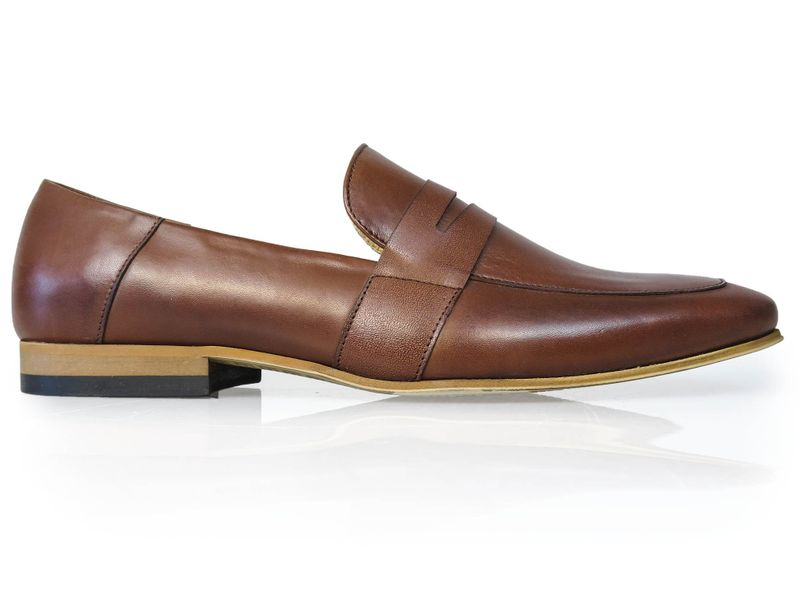 buty męskie wsuwane z sznurkami