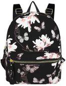 Piękny plecak damski FB197 Czarny