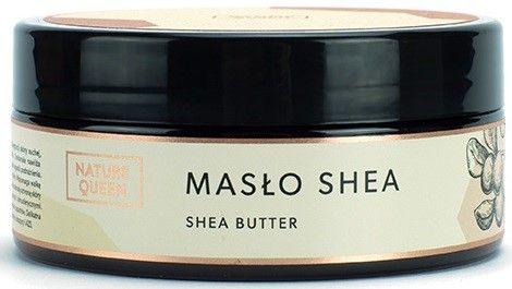 Nature Queen Masło Shea 150Ml 100% Czyste