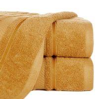 Lumarko Ręcznik NEFRE 70x140cm musztardowy