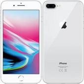 Telefon komórkowy Apple iPhone 8 Plus 128 GB - Silver (MX252CN/A)