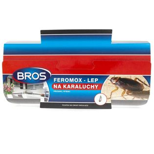 Bros Fermox lep na karaluchy prusaki, rybiki - 1 sztuka