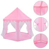 Namiot Do Zabawy, Dla Księżniczki, Różowy