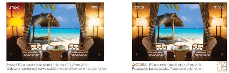 PANEL LED PODTYNKOWY PLAFON LAMPA SUFITOWA 12W=86W zdjęcie 6