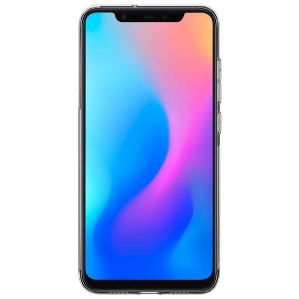 Etui Nillkin Nature Xiaomi Mi 8 - Grey zdjęcie 1