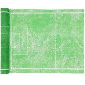 BIEŻNIK piłkarski PIŁKA NOŻNA boisko zielony 500cm