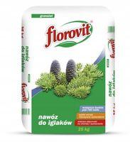Nawóz do roślin iglastych Florovit 25 kg