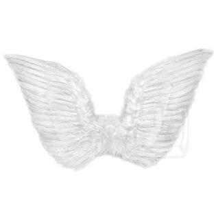 """Skrzydła """"Anioł Classic"""", białe, PartyDeco, 70 x 50 cm"""