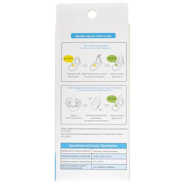 Milkchecker automatyczny termometr do mleka zdjęcie 2