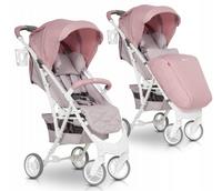Volt Pro Euro Cart wózek spacerowy dla dzieci do 22 kg Folia Torba