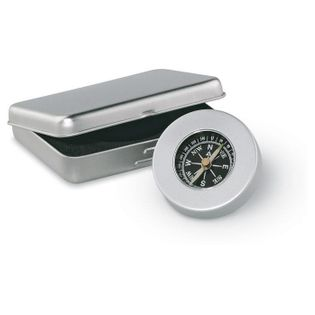 Kompas klasyczny TARGET UPOMINKARNIA Srebrny