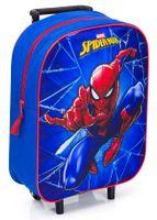 Torba walizka na kółkach Spider-Man Licencja Marvel (200-9419)