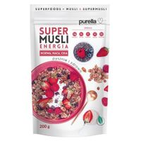 Super Musli - Energia Purella Superfoods, 200G