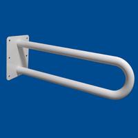 Uchwyt Umywalkowy / WC dla Niepełnosprawnych stały 60cm biały fi32