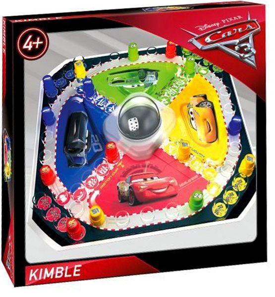 Gra Planszowa Chińczyk KIMBLE CARS Tactic zdjęcie 2