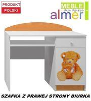 TRZY MISIE 32 - NB10 biurko dziecięce 100x50 w.74