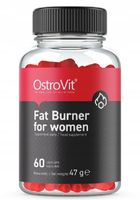 FAT BURNER FOR WOMEN SPALACZ TŁUSZCZU 60k OSTROVIT