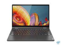 "Lenovo Yoga C640-13IML i7-10510U 13.3"" FHD  IPS Anti-glare 16GB Soldered DDR4-2400 512GB SSD M.2 2242 NVMe Intel UHD Graphics Windows 10 Home 64, Polish 81UE0070PB Iron Grey"