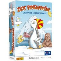 Gra Zlot Pingwinów Egmont 6372