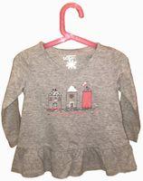 LOSAN 187760 T-Shirt dziewczęcy rozmiar 2