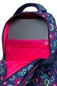 Plecak szkolny CoolPack Basic Plus 27L, Hippie Daisy, B03015 zdjęcie 2