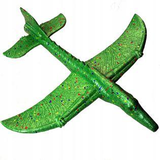 Samolot styropian składany rzutka latawiec praptak