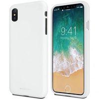 Mercury Soft Etui do Huawei P Smart 2019 biały