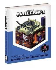 Minecraft. Podręcznik podboju Netheru i Kresu Milton Stephanie