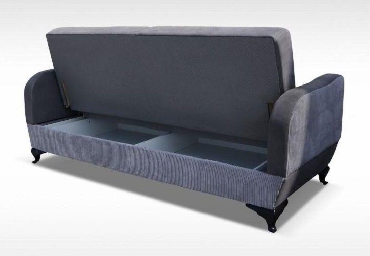 Sofa Kanapa 221/95cm LIWIA AR - różne kolory zdjęcie 3