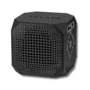 Qoltec Przenośny głośnik Bluetooth 3W   Double speaker   czarny