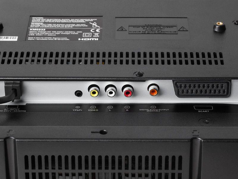 Telewizor 32'' Kruger&Matz Full HD HDMI USB zdjęcie 2