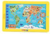 Mapa świata - edukacyjny tablet dla dzieci – język polski zdjęcie 1