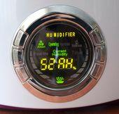 Nawilżacz powietrza ELDOM NU5    Jonizator + Higrometr / 2 FILTRY W ZESTAWIE zdjęcie 4