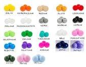 Piłeczki do suchych basenów, dodatkowe 50 sztuk piłeczek Kolor - wielokolorowy