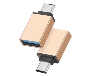 ADAPTER OTG USB-C typ C - USB 3.0 MYSZKA PENDRIVE DO TELEFONU / KOMP