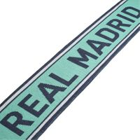 Szalik Klubowy ADIDAS Real Madryt DY7708 czarno-seledynowy