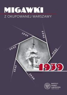 Migawki z okupowanej Warszawy