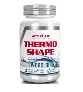 Activlab Thermo Shape hydro off 60 kaps Spalacz