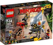 LEGO NINJAGO 70629 Atak Piranii