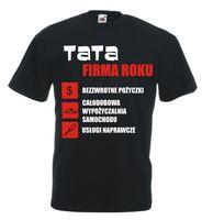Koszulka męska TATA FIRMA ROKU XL