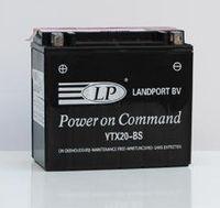 LANDPORT AKUMULATOR YTZ10S-BS 12V 8,5Ah 151x87x94