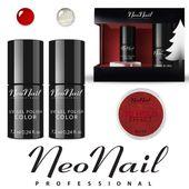 NeoNail Zestaw Świąteczny Christmas Set