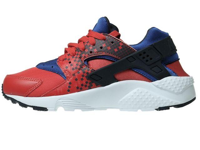 Nike Huarache Run Print GS 704943-604 - 38,5 zdjęcie 2
