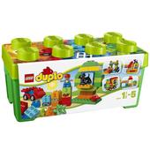 LEGO DUPLO - Uniwersalny zestaw Pudło 10572