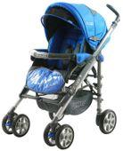 JUUPI niebieski coneco wózek spacerowy
